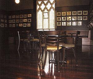 Common Room (university) - Dail Junior Common Room, St John's College, University of Sydney, Australia.