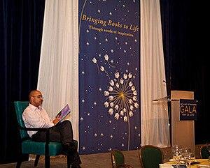 Dale Allender - Allender at Reading is Fundamental gala