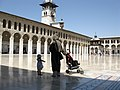 Damascus, Syria, The Umayyad Mosque, The Great Mosque of Damascus.jpg