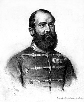 First Battle of Vác (1849) - Damjanich János