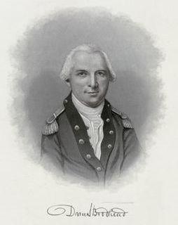 Daniel Brodhead IV American general