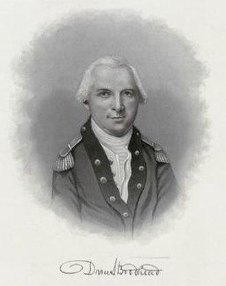 8th Pennsylvania Regiment - Colonel Daniel Brodhead