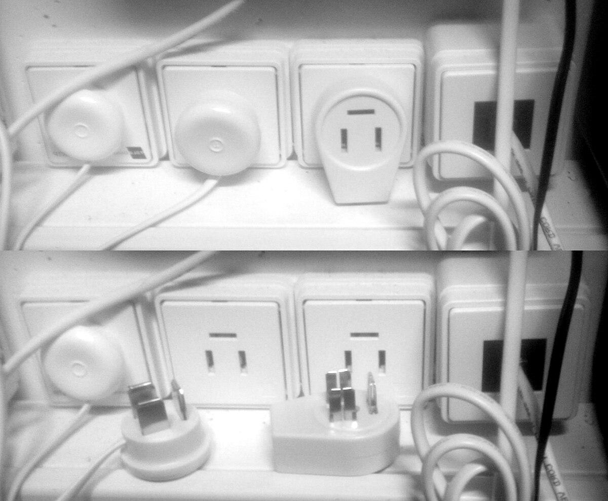 Danish Telephone Plug