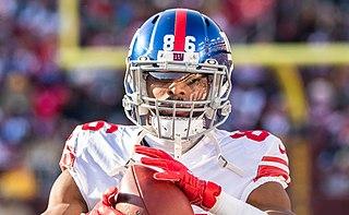 Darius Slayton American football wide receiver
