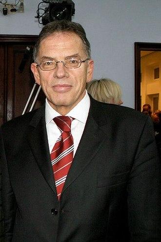 Dariusz Rosati - Image: Dariusz Rosati 2007