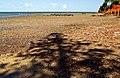 Dark Shadows fall over Scarborough Sandy Beach -1 (6901250942).jpg