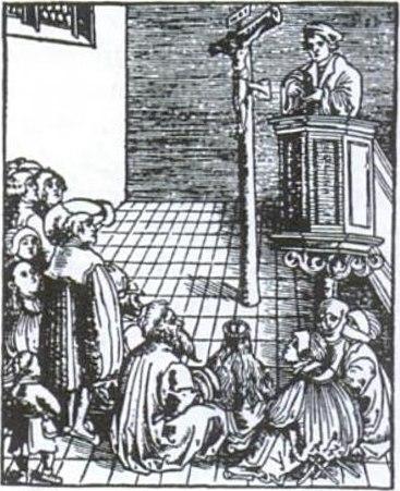Das Vaterunser 2 Lucas Cranach d A
