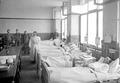 Das chirurgische Krankenzimmer der Etappensanitätsanstalt - CH-BAR - 3238447.tif