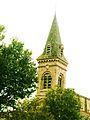 Davézieux, clocher église Sainte-Marguerite.JPG