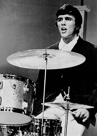 Dave Clark (musician) - Clark in a 1965 US television appearance with the Dave Clark Five