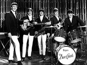 The Dave Clark Five - Image: Dave Clark Five 1964