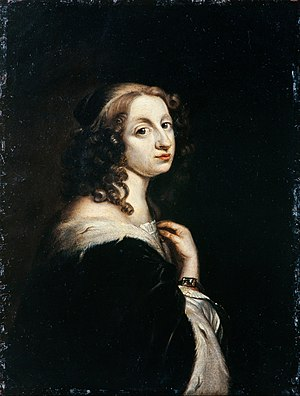1644 in Sweden - David Beck - Christina, Queen of Sweden 1644-1654 - Google Art Project