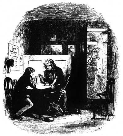 David Copperfield, The Wanderer