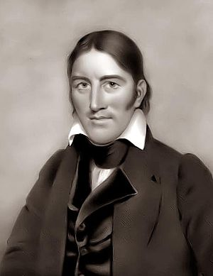 English: David Crockett