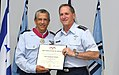 David Goldfein attends Israeli Air Force change of command ceremony, August 2017 (36432431291).jpg