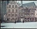 De Grote Markt en Sint-Romboutskathedraal 1935 - 1940.jpg