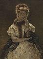 De Parijse sfinks, Alfred Stevens, (1875-1877), Koninklijk Museum voor Schone Kunsten Antwerpen, 1373.jpg