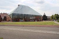 De boekenberg grote bibliotheek in Spijkenisse.jpg