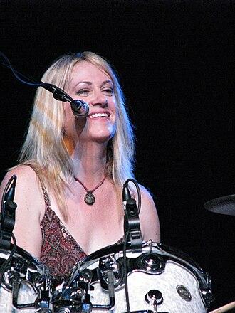 Debbi Peterson - Peterson in 2008