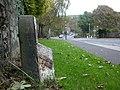 Delph, milepost - geograph.org.uk - 1548707.jpg