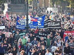 Freiheit statt Angst - Freiheit statt Angst 2007 in Berlin