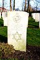 Den Burg - cemetery- A.Abrahams - Air Bomber - 22-01-1944.JPG