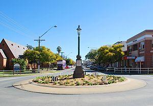 Deniliquin - Deniliquin town centre