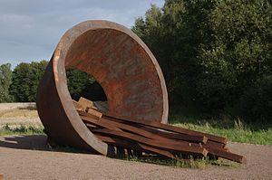 Denkmal Rampe Bergen Belsen IMGP4444 wp