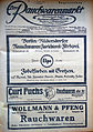 Der Rauchwarenmarkt, front-page of a German fur trade journal 1922-01.jpg