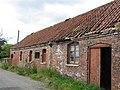 Derelict farm buildings, Thornton Manor farm. - geograph.org.uk - 545746.jpg