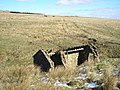 Derelict shooting hut - geograph.org.uk - 373428.jpg