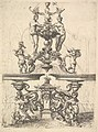 Design for a Fountain, Plate 119 from Dietterlin's Architectura MET DP828560.jpg