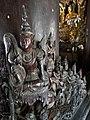 Detail of Interior Woodwork - Shwe In Bin - Teak Monastery 2.jpg
