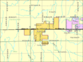 Detailed map of Goddard, Kansas.png