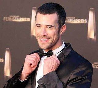 Jo Weil German actor and television host (born 1977)