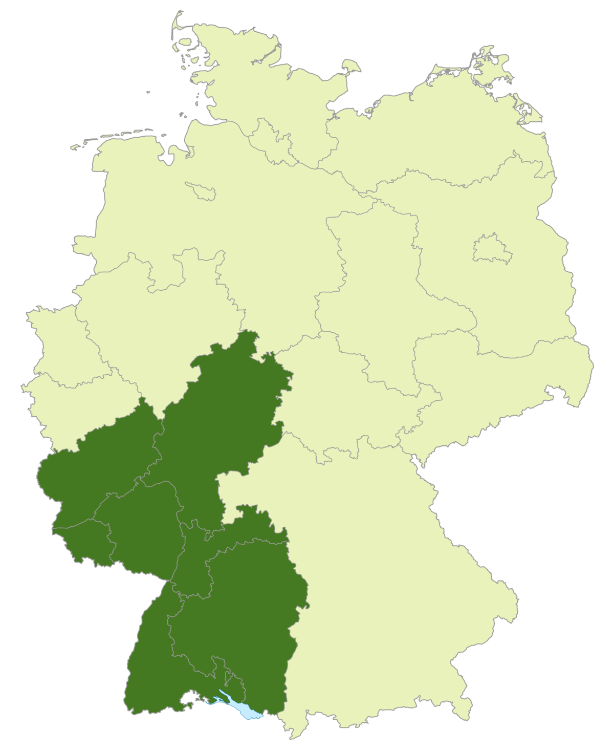 Map Of Germany Hoffenheim.Regionalliga Sudwest Wikipedia