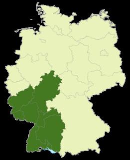 Regionalliga Südwest association football league