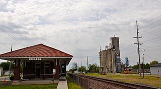 Dexter, Missouri City in Missouri, United States