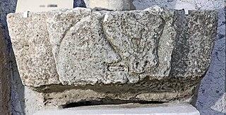 Protomé à tête de taureau romain (Musée de Die)