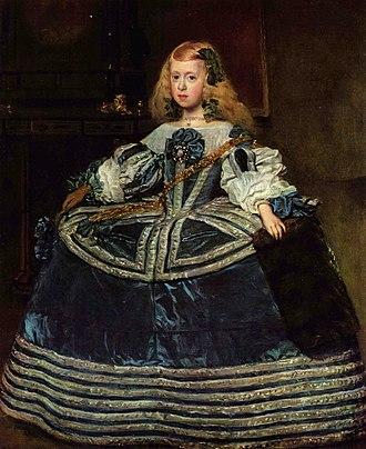 Philip Prospero, Prince of Asturias - Image: Diego Velázquez 027