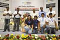 Dignitaries with Prize Winners - Valedictory Session - Indian National Championship - WRO - Kolkata 2016-10-23 9102.JPG