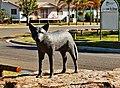 Dingo dingo monument September 2017.jpg