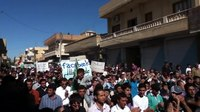 File:Dissident demonstration in Amudah (Amûdê, Syria) - October 21, 2011 www.kurdwatch.org.webm
