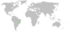 Distribution.ceasalpinia.echinata.png