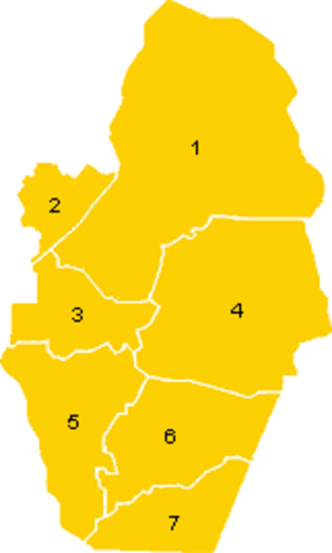 Hulu Langat District - Image: District of Hulu Langat, Selangor