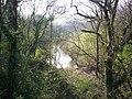 Disused Trenewydd Quarry, Llanteg - geograph.org.uk - 1291140.jpg