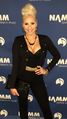 Djoir Jordan on the Red Carpet at NAMM in January 2015.png