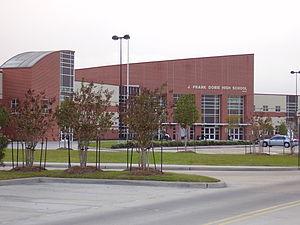 Pasadena Independent School District - Dobie High School