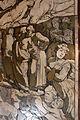 Domenico Beccafumi (disegno), Storie di Mosè sul Sinai, 1531, vitello d'oro.JPG