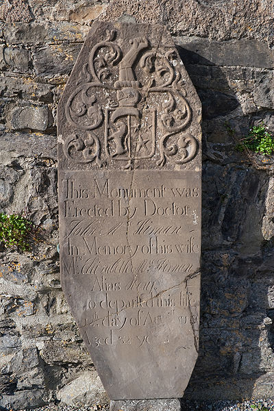 File:Donegal Friary Memorial Slab Elizabeth M Kirnan 2009 09 23.jpg